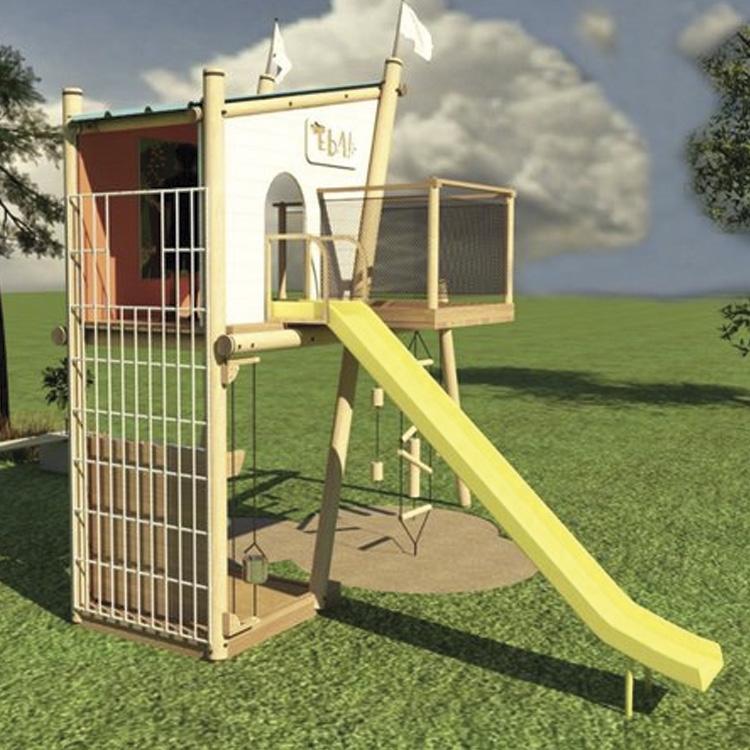 Multiplay Salva Vidas Eba Playgrounds - It Mãe