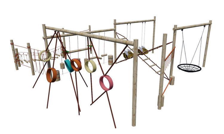 Circuito Embarca parque infantil Eba! Play - It Mãe