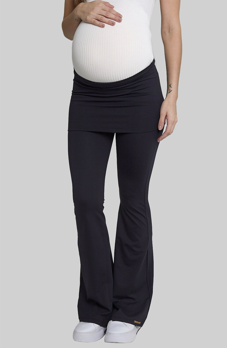 Calça para guarda-roupa de grávida Moda Melancia - It Mãe