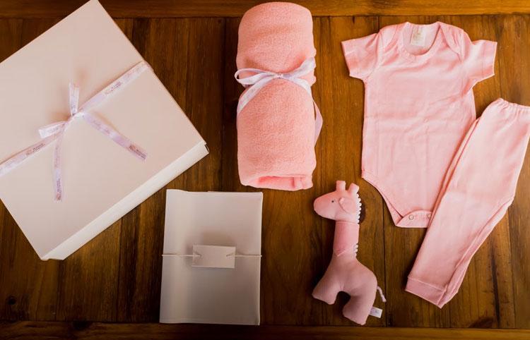 maternity box basic presentes carinhosos e cheios de personalidade blessed maternity it mãe