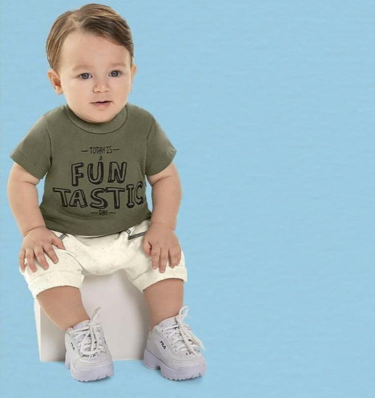 conjunto roupas para meninos boys being boys it mãe