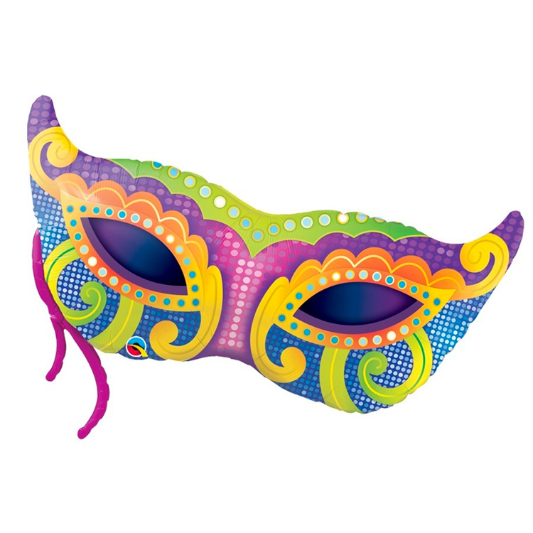 Carnaval em casa balão inflável Rica Festa - It Mãe