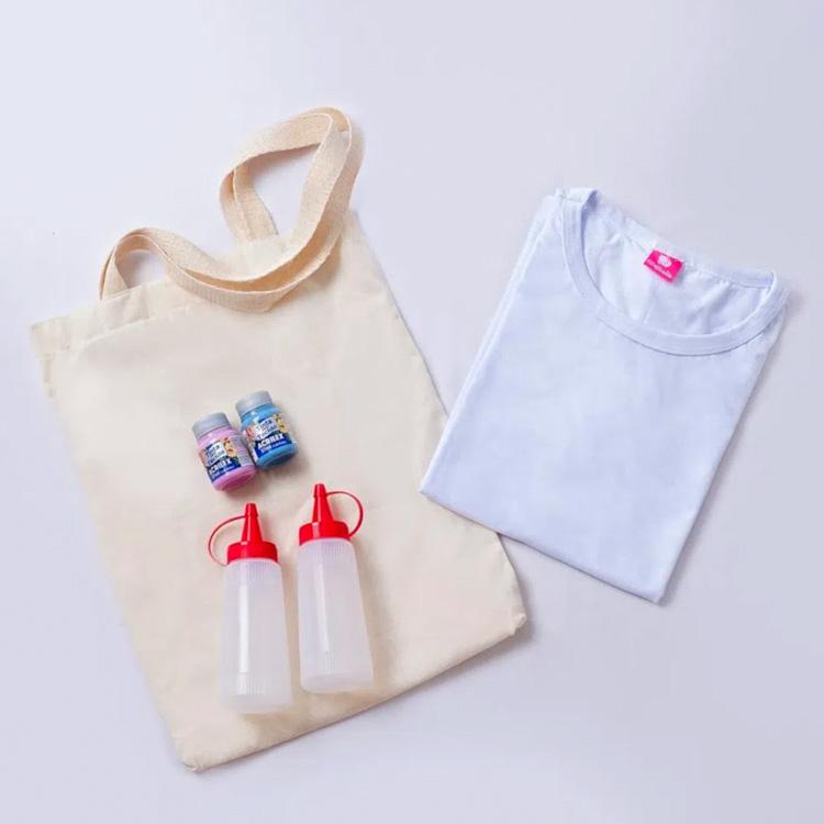 Kit DIY Tie Dye Carnaval em casa- It Mãe
