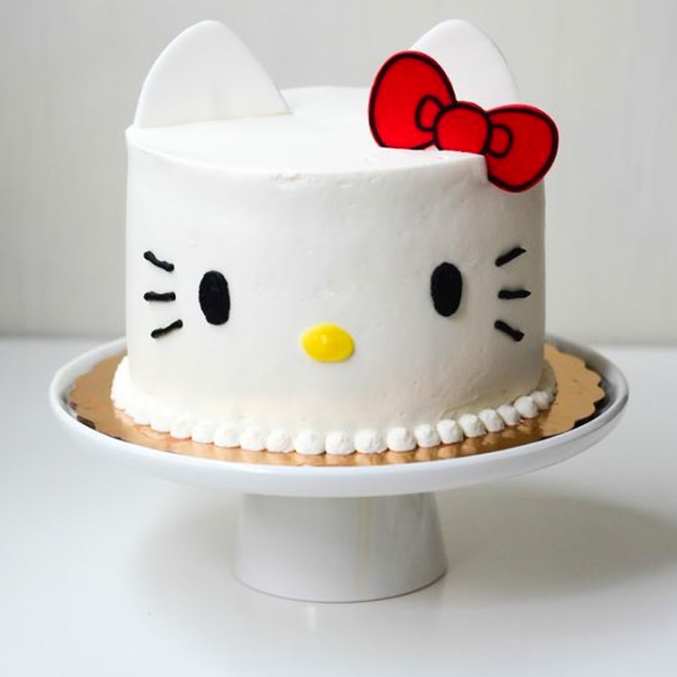 Bolo Festa Hello Kitty - It Mãe