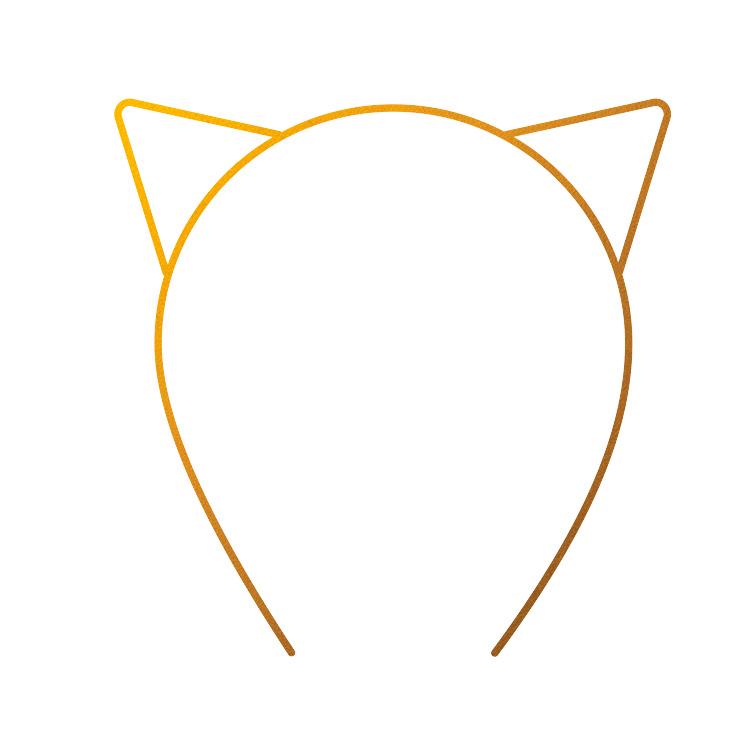 Tiara de gato - It Mãe