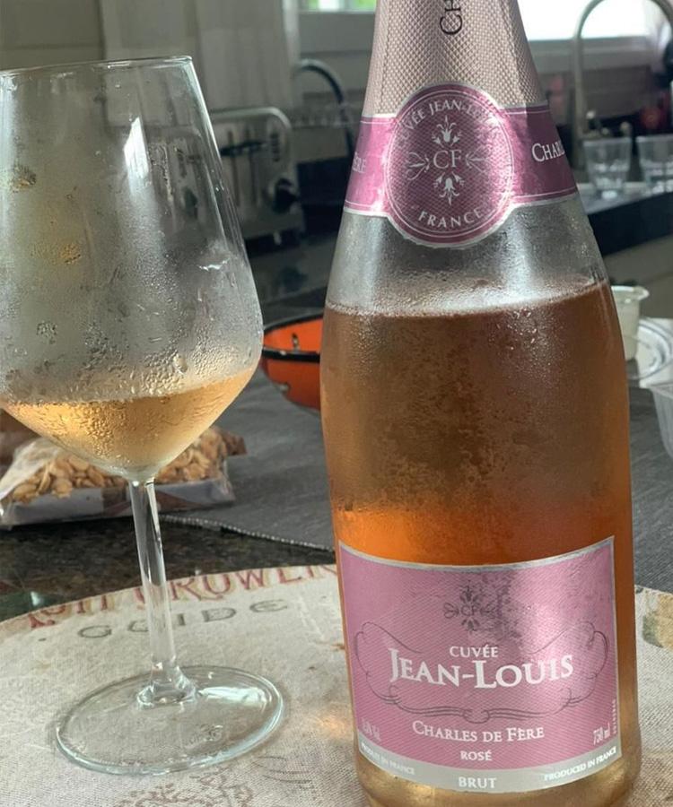 Vinho Rosé - Cuvée Jean-Louis Brut - It Mãe