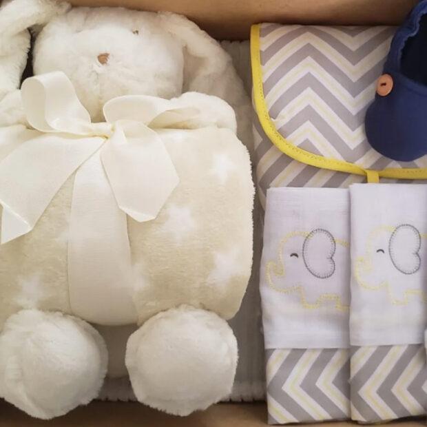 Kit personalizado coelho Toka Store - It Mãe