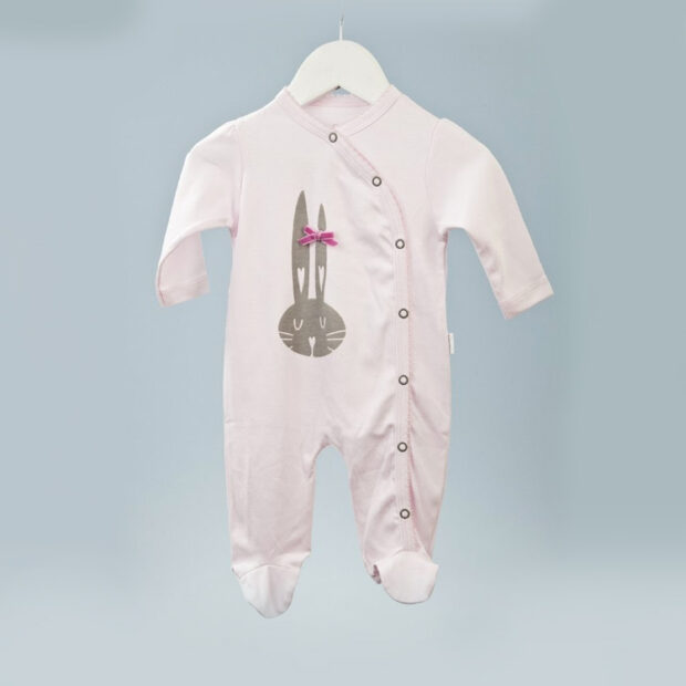 Macacão coelho Baby Pima - It Mãe