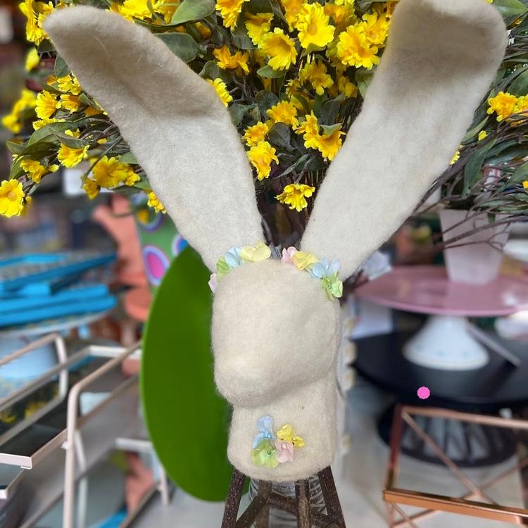 Orelhinhas de coelho Páscoa em Casa - It Mãe