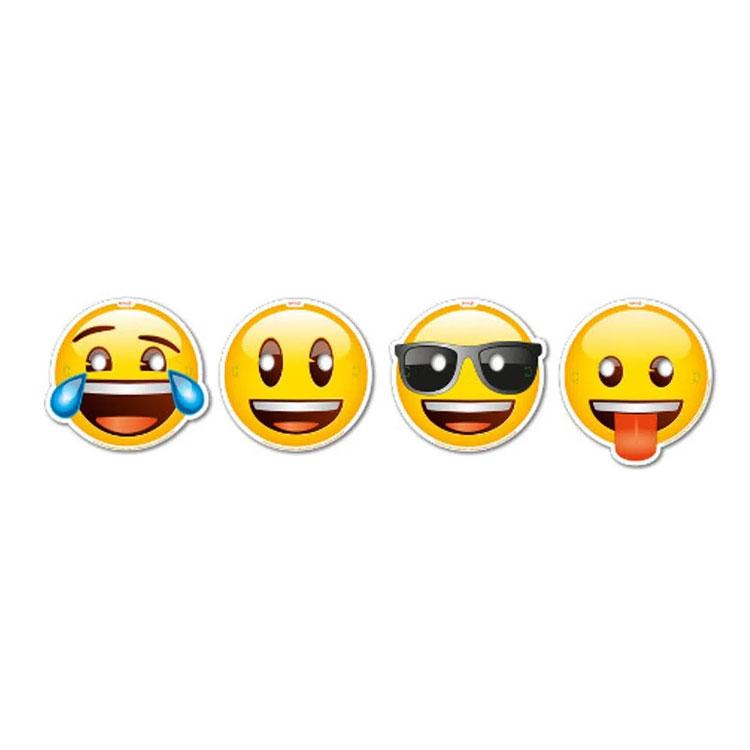 máscaras emoji festa emoji rica festa it mãe