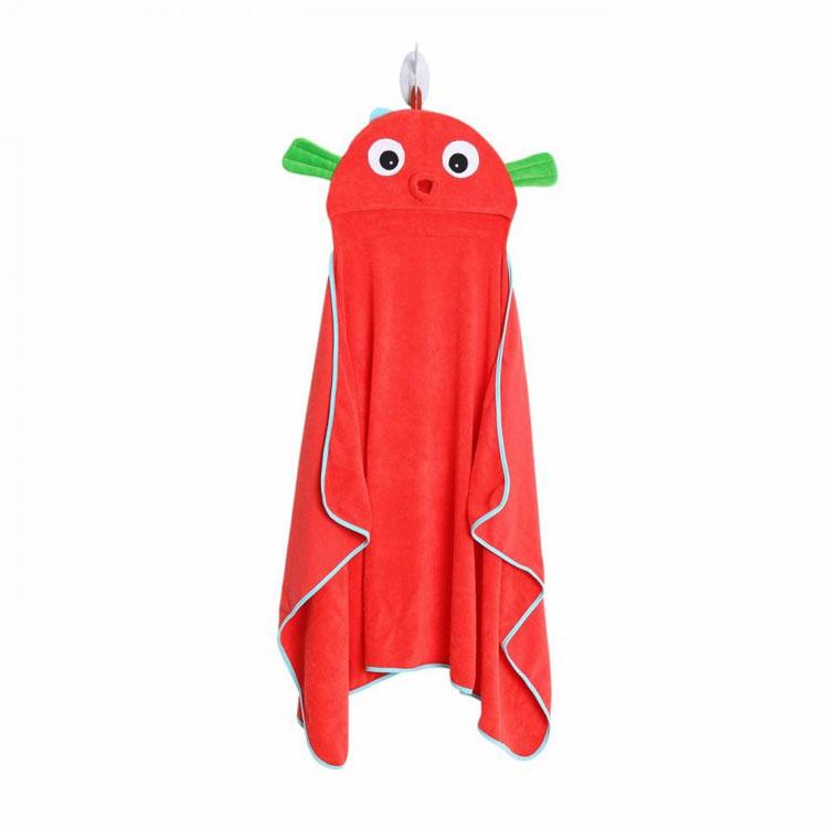 toalha de peixe vermelho praia com crianças eumini it mãe
