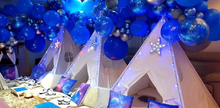 cabanas personalizadas pijamas party it mãe