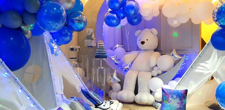 iluminação LED pijamas party it mãe