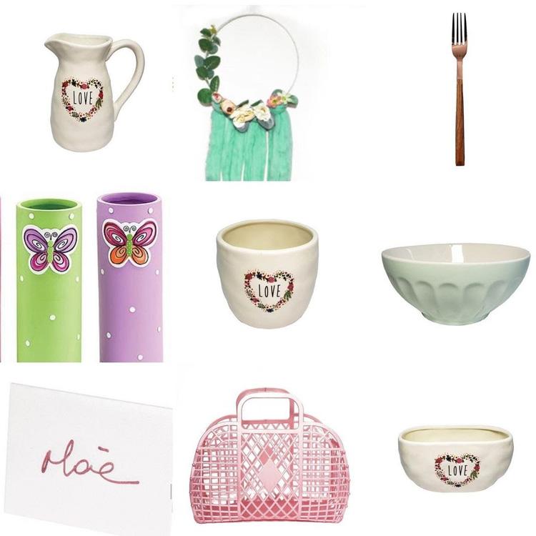 Rica Festa: Dia das Mães homemade - Acessórios de décor indispensáveis - It Mãe
