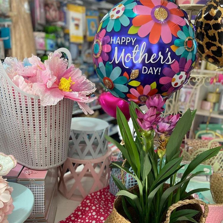 Rica Festa: Dia das Mães homemade - Balão temático - It Mãe