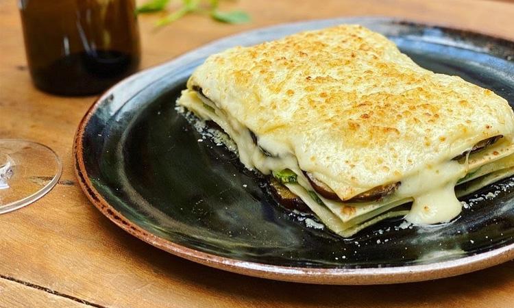 Mi Casa: Lasanha vegetariana - It Mãe