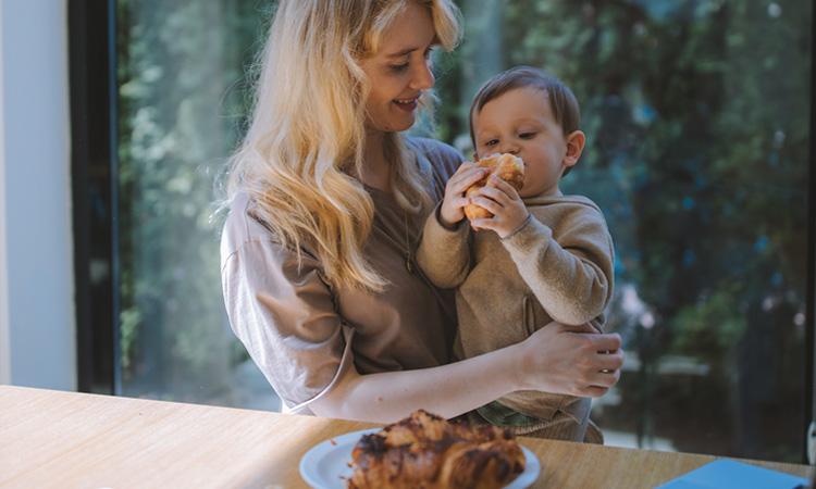 Mi Casa: comidas de verdade para crianças - It Mãe