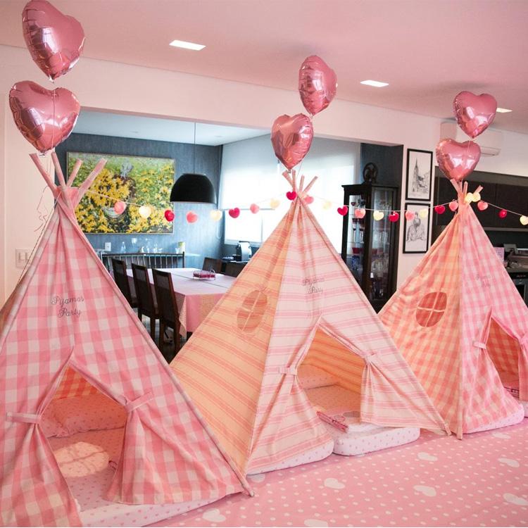 It Mãe - Dia dos Namorados em família - Pijamas Party