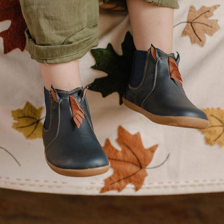Laranjeiras Kids - Botas e galochas - Bota Tip Toey Joey Little Horse azul escuro - It Mãe