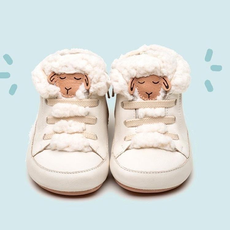Laranjeiras Kids - Botas e galochas -Bota Tip Toey Joey Sheepy bege claro - It Mães