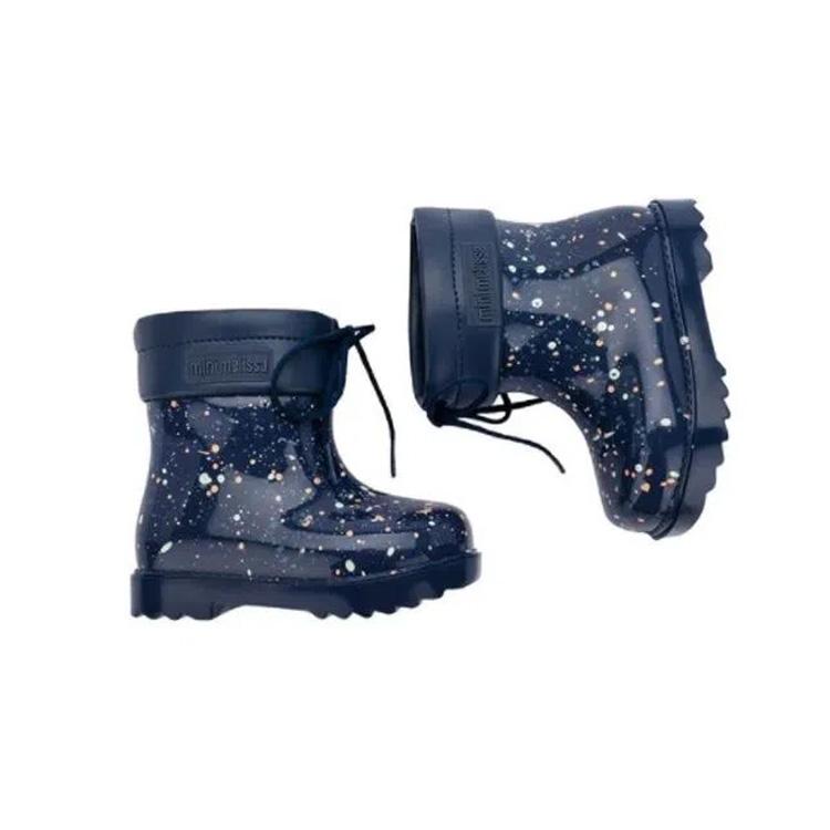 Laranjeiras Kids - Botas e galochas - Galocha Mini Melissa Rain Boot II azul - It Mãe