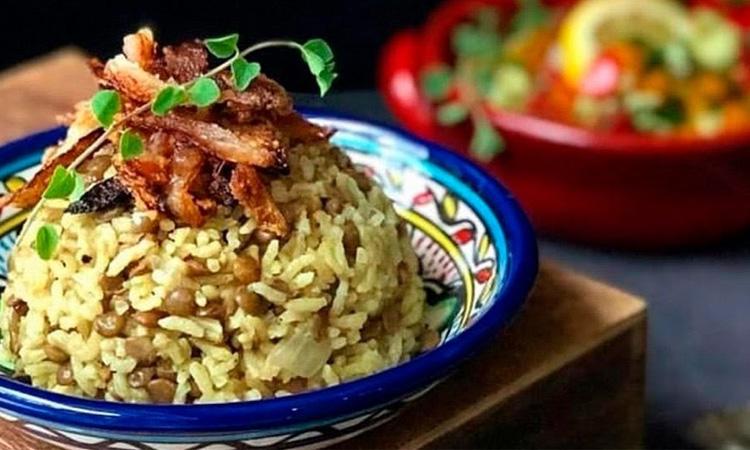 It Mãe - noite especial a dois - Do Oriente ao Pote - arroz