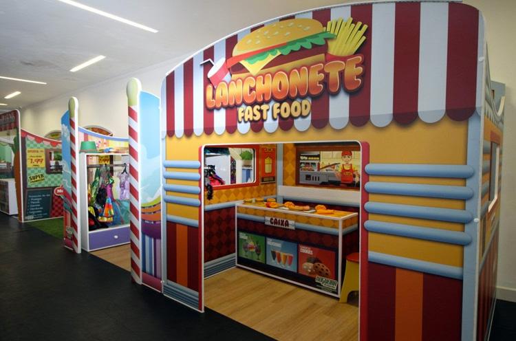 fast food reabertura de espaço para festas espaço viva it mãe