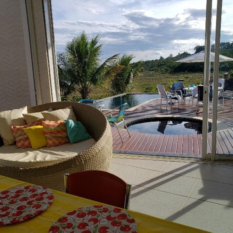 Casa no lago em Furnas Rancho Mamata - It Mãe