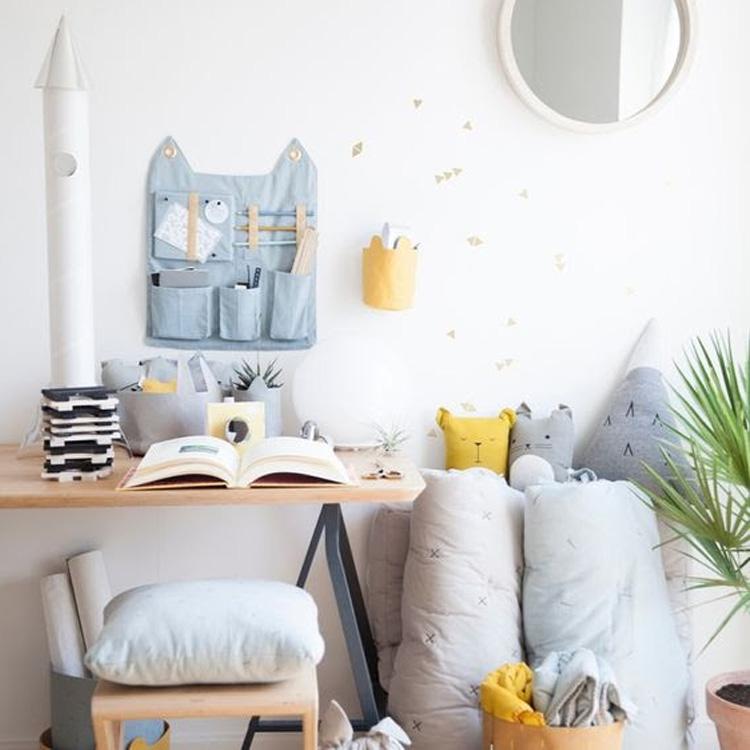 It Mãe - Elefantinho Colorido - quarto das pequenas - décor com gatinhos