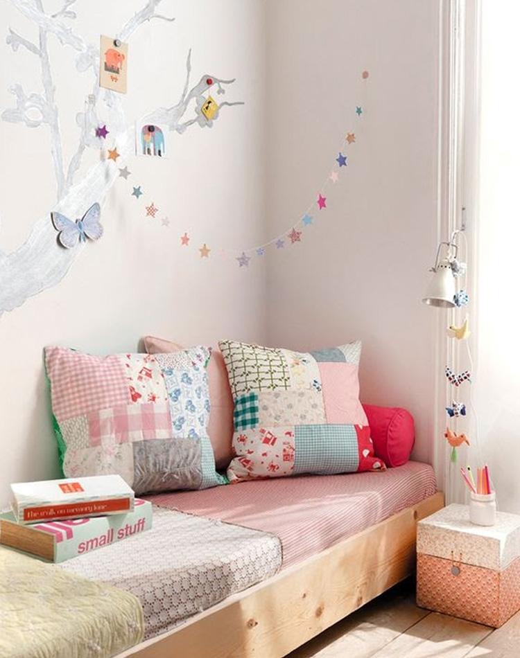 It Mãe - Elefantinho Colorido - quarto das pequenas - décor colorida
