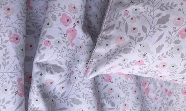 It Mãe - Elefantinho Colorido - quarto das pequenas - pássaros