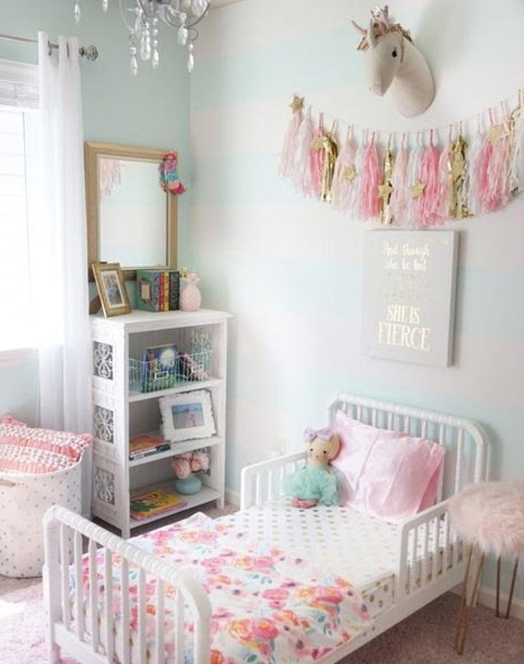 It Mãe - Elefantinho Colorido - quarto das pequenas - décor unicórnio encantado