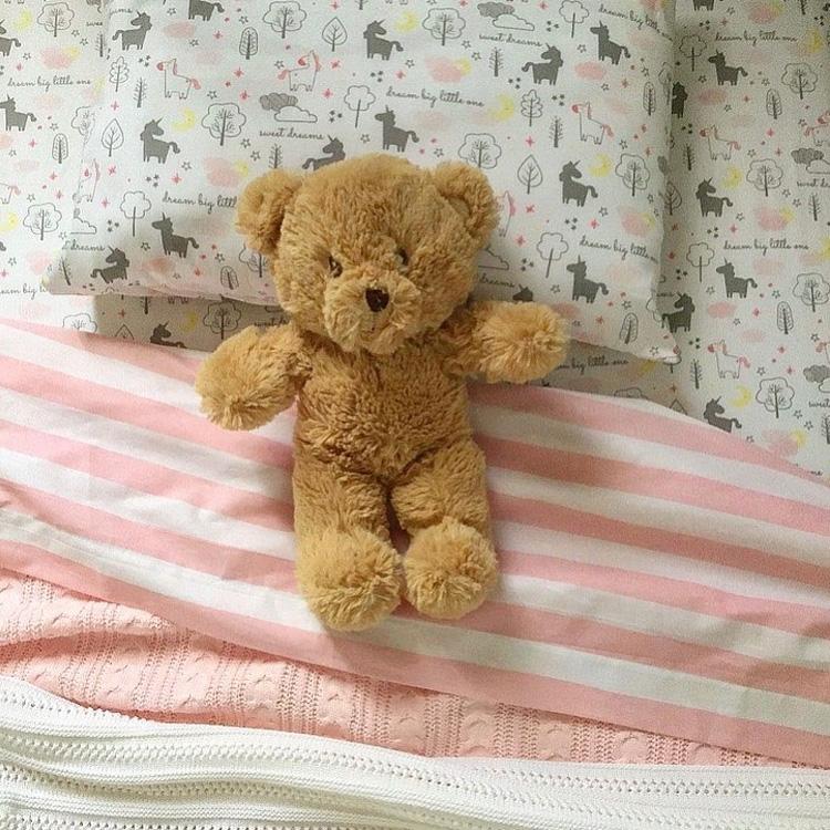 It Mãe - Elefantinho Colorido - quarto das pequenas - unicórnio e ursinho