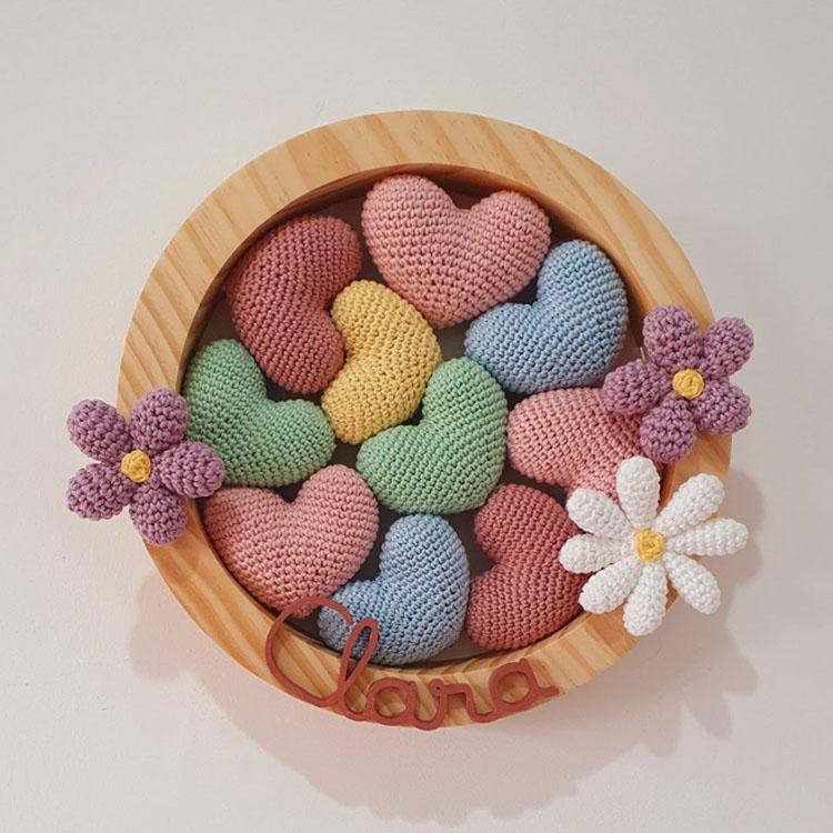 Corações e flores Mister Petit - It Mãe
