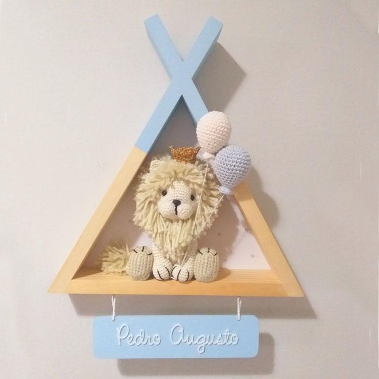 Rei leão  Mister Petit - It Mãe