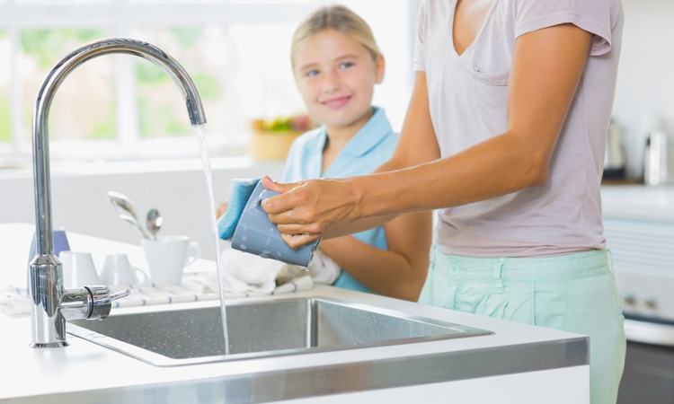 Atitudes sustentáveis: consumo de água - It Mãe