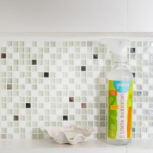 Linha de produtos de limpeza biodegradáveis - It Mãe