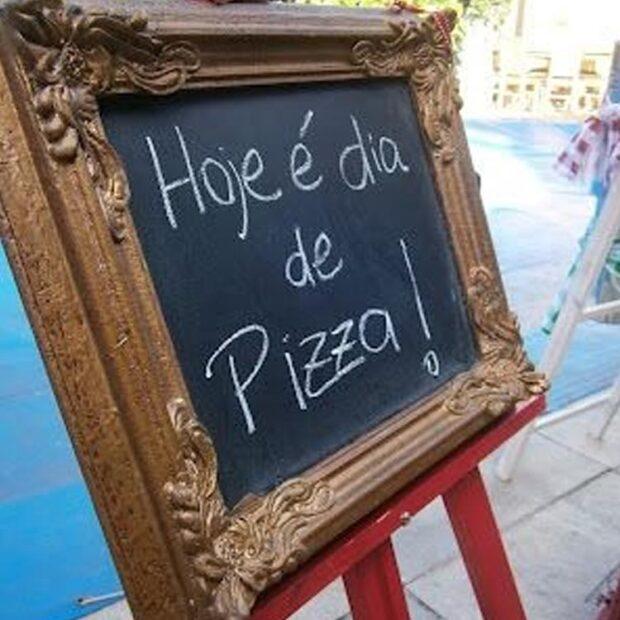 Decor Noite da Pizza - It Mãe