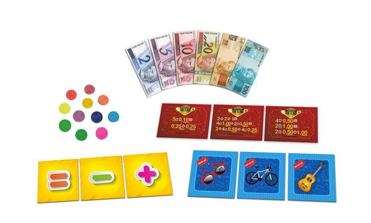 Jogos pedagógicos para o desenvolvimento das crianças: sistema monetário - MMP - It Mãe