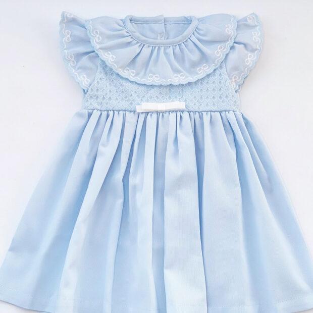 Vestido Azul Petrushko Baby - It Mãe