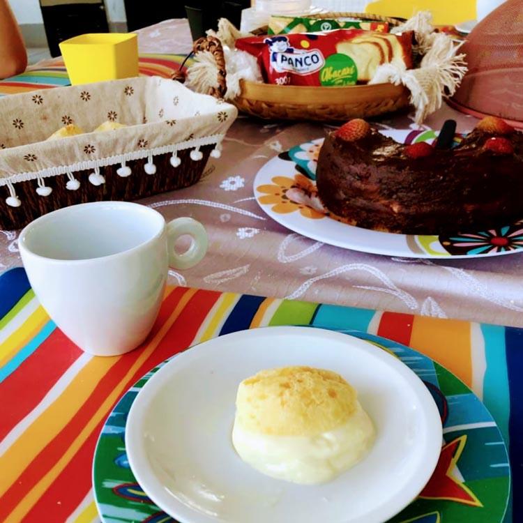 Café da manhã mineiro Rancho Mamata - It Mãe