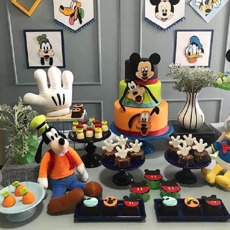 Festa Disney - It Mãe