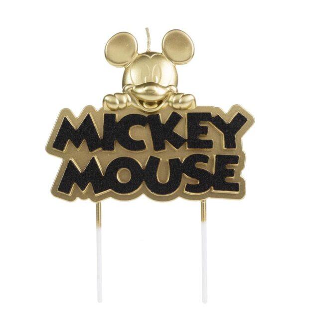 Placa Mickey Mouse Festa Disney - It Mãe