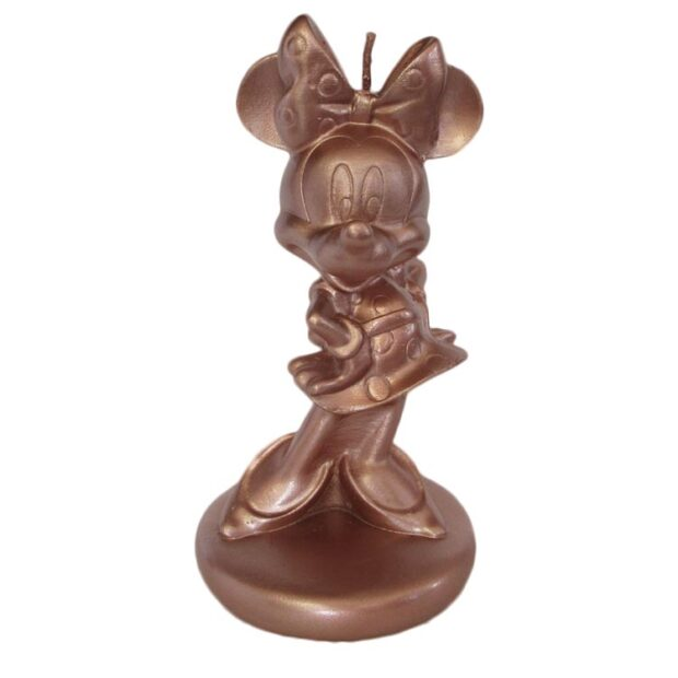 Vela 3D Minnie Festa Disney - It Mãe