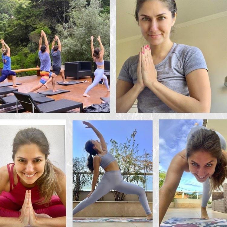 Yoga é uma boa opção para tirar um tempo para si - It Mãe