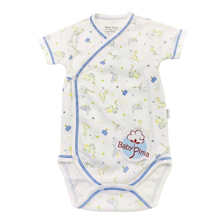 Body Kimono Baby Pima - It Mãe