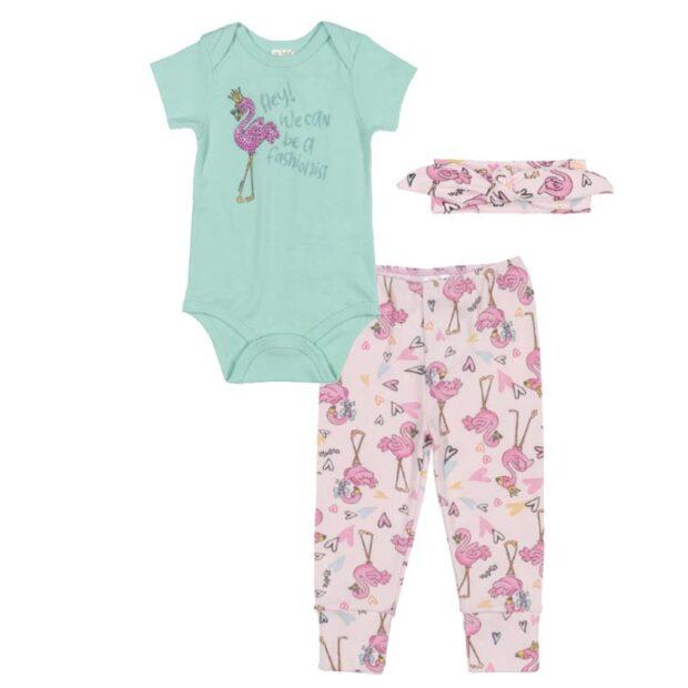 Look menina Rique Baby Store - It Mãe