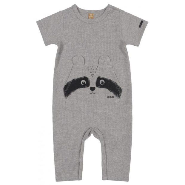 Macacão curto para verão Rique Baby Store - It Mãe