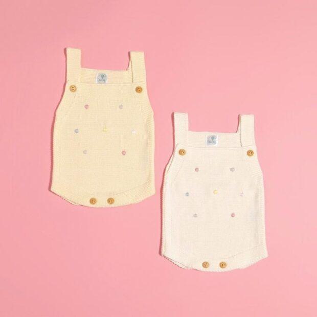 Romper bolinha - Mundo Mini - It Mãe