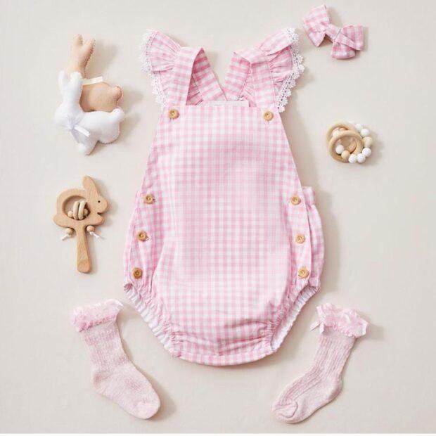 Ideia de presente ao recém-nascido - Romper Petrushko Baby - It Mãe